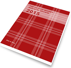 "The 2014 edition of ""The Scotch Whisky Industry Review"""